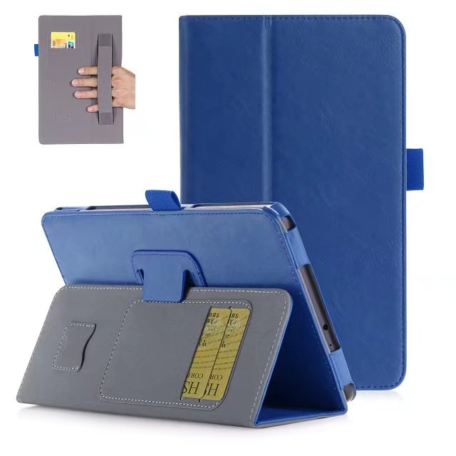Tab A2 S Leather Case Smart Cover For Samsung Galaxy Tab A 2 8.0 2017 T380 T385 SM-T380 Tablet Case Flip Cover Protective Shell