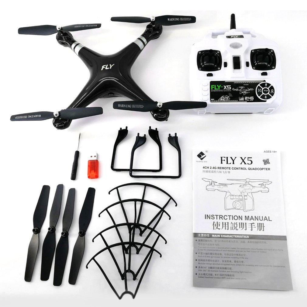 X52 Wide Angle Lens 0.3MP HD Camera Drone Wifi FPV Live Quadcopter Smart Altitude Hold Hover RC Helicopter 2.4GHz Drone 2 4g altitude hold hd camera quadcopter rc drone wifi fpv live helicopter hover new remote control helicopter children toy