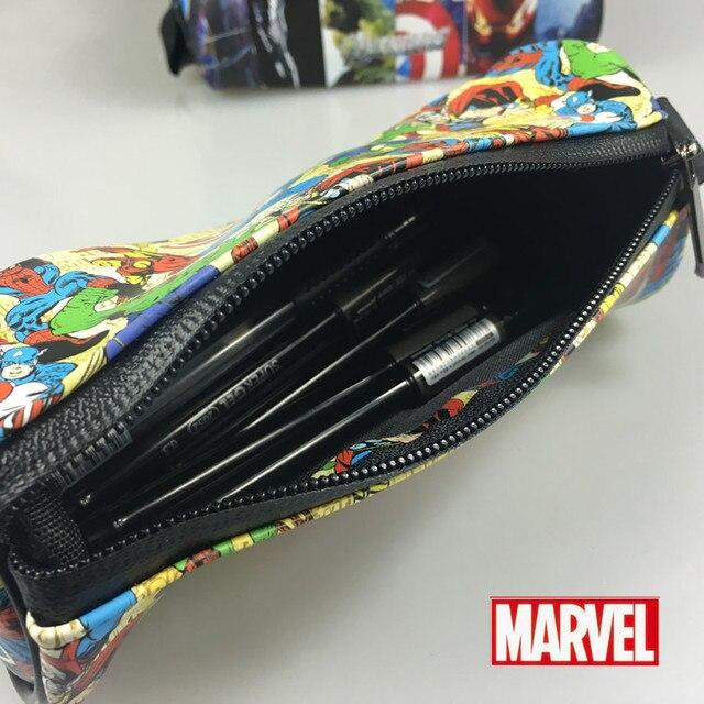 Пеналы DC Comics и Marvel 5