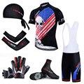 Летний большой комплект для велоспорта X-Tiger! Быстросохнущая одежда для гоночного велосипеда  шорты  одежда для велоспорта  одежда для MTB вел...