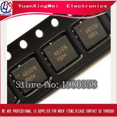 10PCS/LOT NTMFS4833NT1G NTMFS4833N NTMFS4833 4833N QFN8 MOSFET Ic