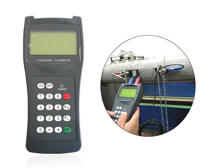 Handheld Water Meter Pump : New tds h m s handheld ultrasonic flow meter