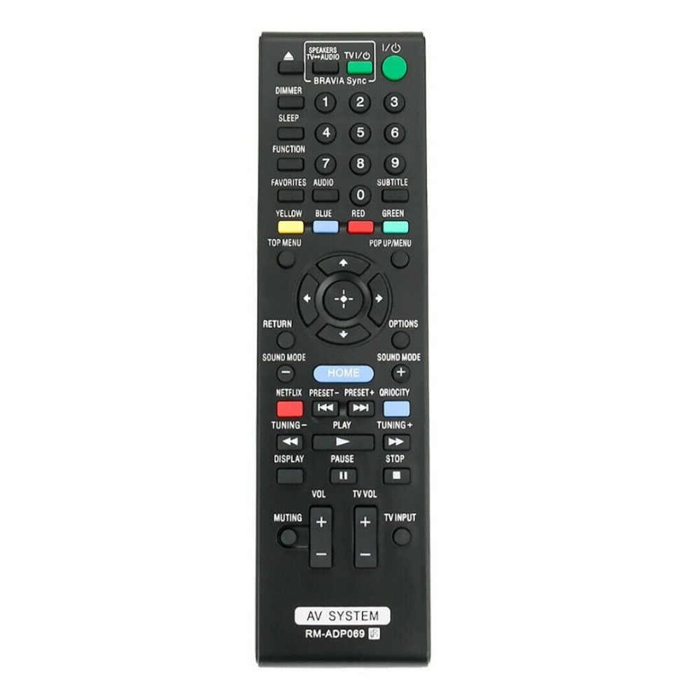 Remote Control For Sony RM-ADP072 BDV-E670W BDV-E280 HBD-L600 Home theater