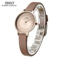 Лаконичные и стильные часы бренда IBSO