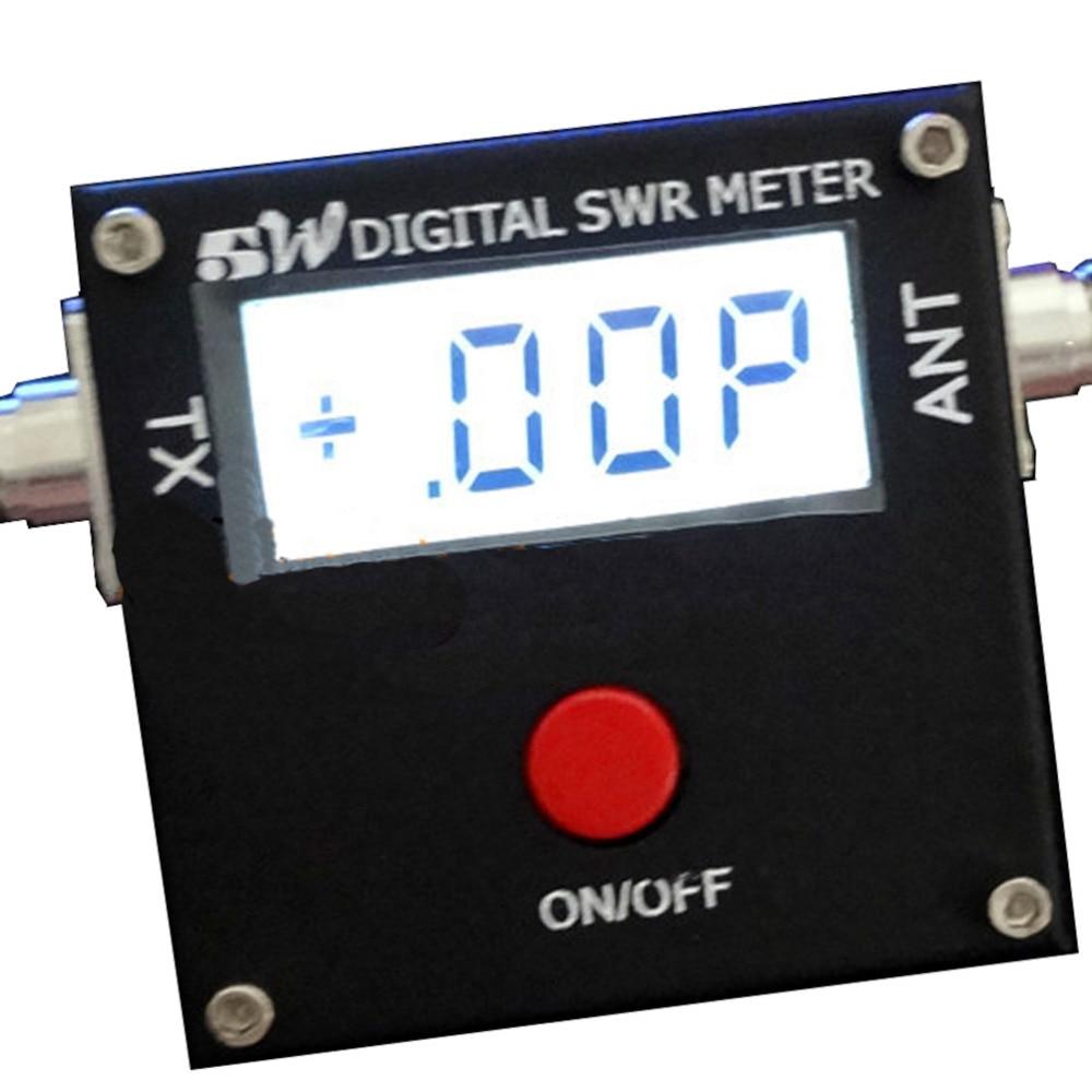 Digital Swr Meter : Pcs swr meter redot a vhf uhf mini digital