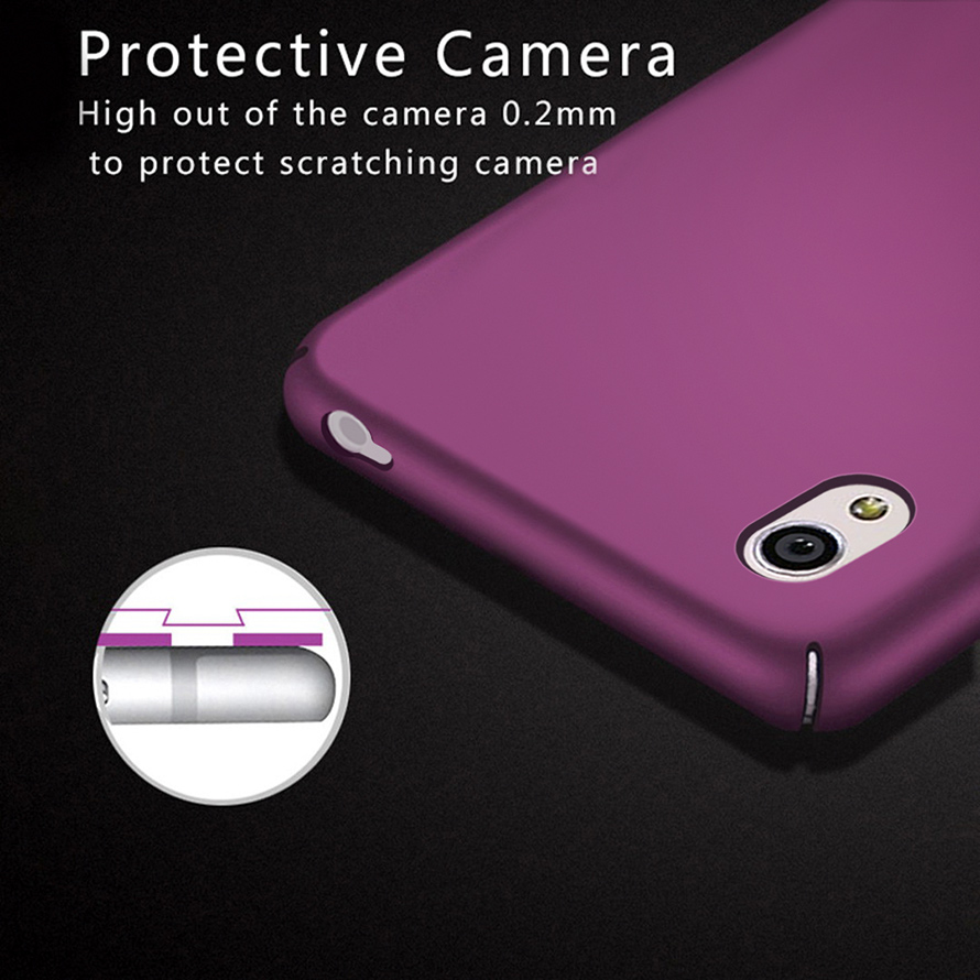 Luxury Hard PC Phone Case For Sony Xperia XA F3111 5 0 quot Dual Back Cover Cases For Coque Sony Xperia XA F3111 F3112 F3113 Funda in Fitted Cases from Cellphones amp Telecommunications