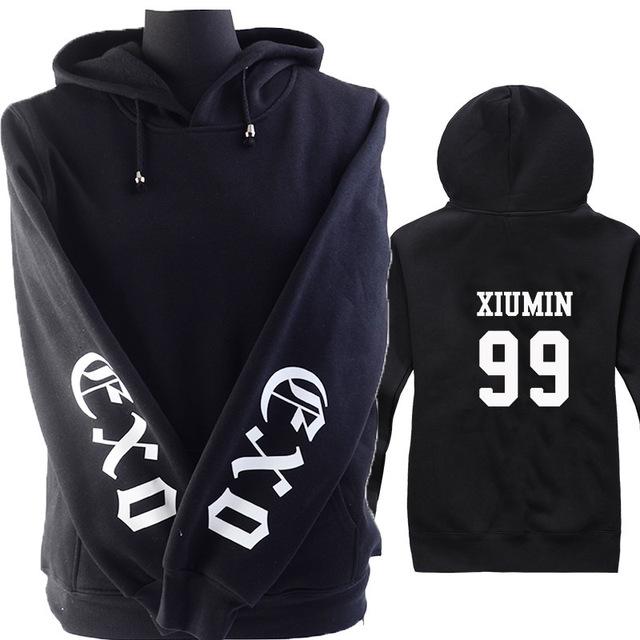 EXO Gothic Hoodies Sweaters (20 Styles)