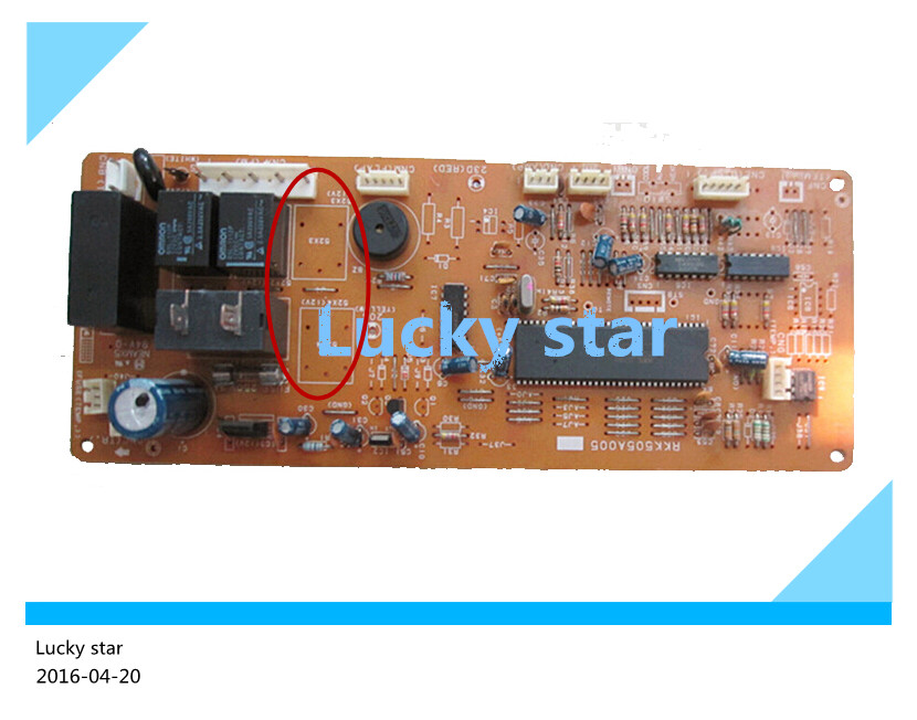 95% new for Air conditioning computer board circuit board RKK505A005 good working микрофон blue microphones yeti usb