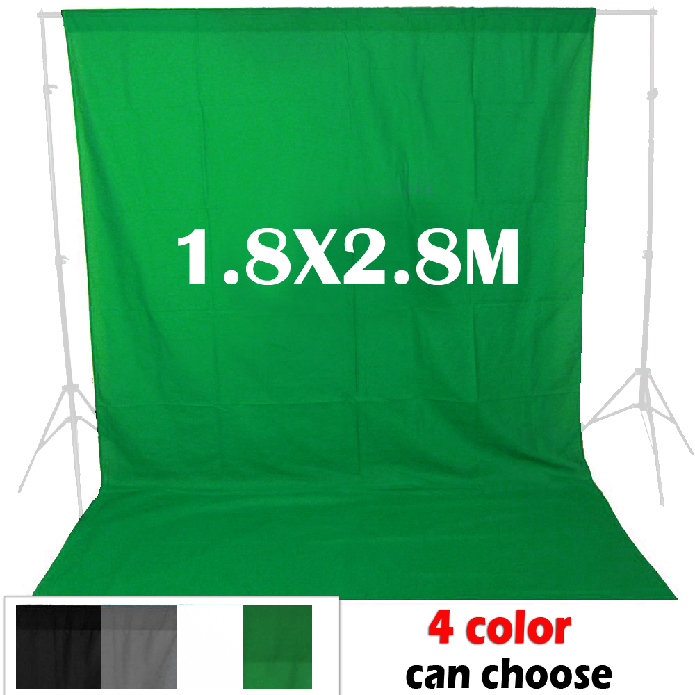 ASHANKS Photography Backdrops 1.8*2.8m Solid Background for Photo Studio 6FT*9FT Backdrop   for Camera Fotografica ashanks pro photography studio photo backdrops frame background support system 2m x 2 4m stands for photo shoot carry bag