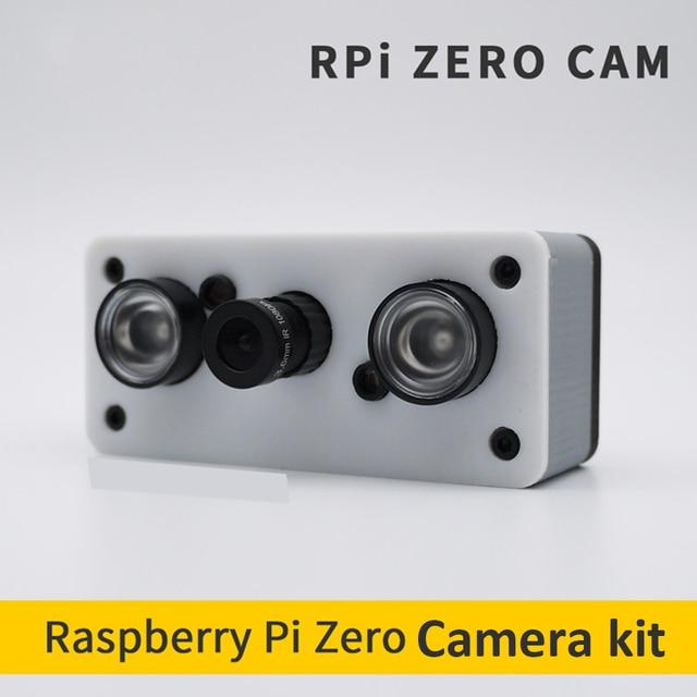 ラズベリーパイゼロナイトビジョンカメラキット 3D プリントラズベリーパイ