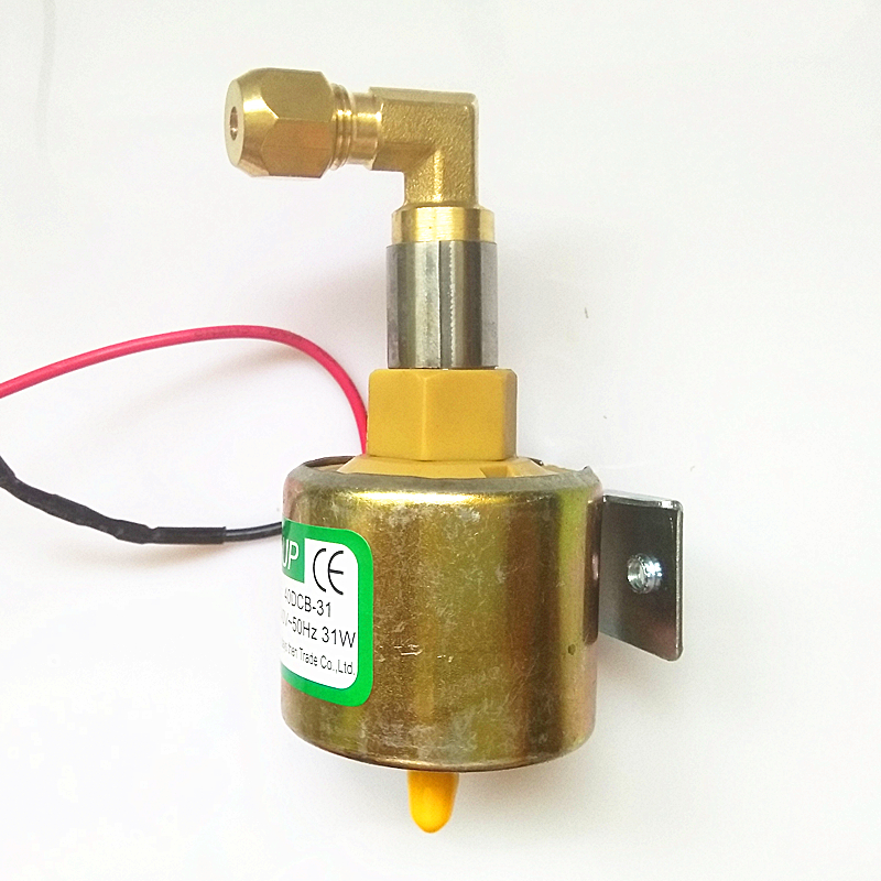 1500Wsmoke machine oil suction pump Model 40DCB 31 Voltage 220 240V 50Hz Power 31W in Pumps from Home Improvement