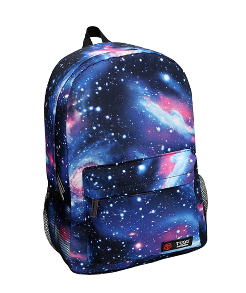 2017 Women Backpack Stars Universe Space printing backpack School Bags for Teenagers Book Backpacks Bag Mochilas Feminina fashion unisex stars universe space printing backpack school book backpacks british flag shoulder bag night sky backpacks h308