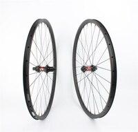 1225G Farsports FS29T 30 22 DT240 center lock 29 MTB bike wheel carbon,Thru axle XC disc brake mountain bicycle wheels 29er