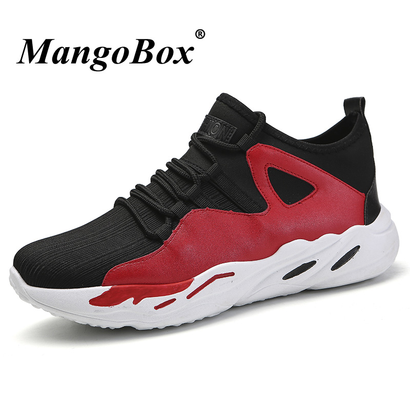 2018 Summer Jogging Shoes For Men Black Mens Running Trainers Brand Designer Sports Shoes Mens Low Price Male Running Shoes