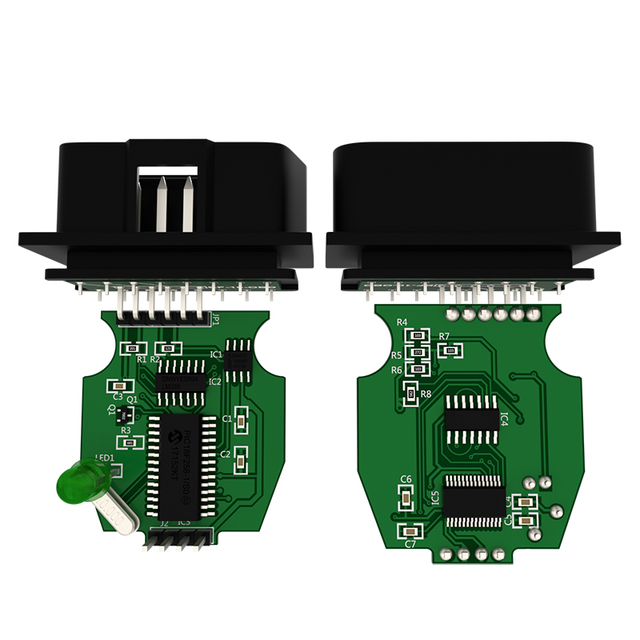OBD2 Car Diagnostic Cable for VAG K+CAN Commander 1.4 with FTDI FT232RL PIC18F258 OBDII Scanner For V-W/Audi/Skoda VAG Commander