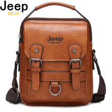Men Handbags Messenger-Bag Crossbody-Shoulder-Bag Jeep Buluo Cool Large-Capacity Multi-Function