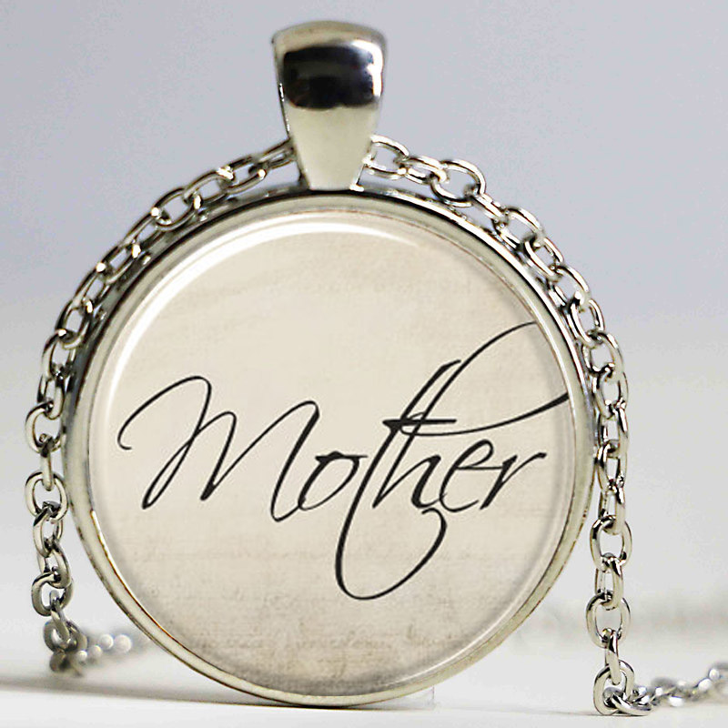 (1 pieces/lot) Mom Necklace Mothers Day Gift Idea Mothers ...