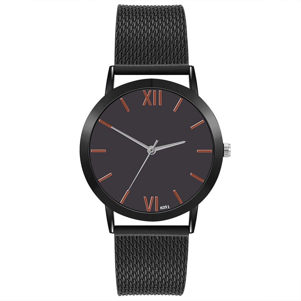 Watches Fanala Watch Women Men Relogio Masculino Fashion Quartz Analogue Dial Metal Band Alloy Shell Couple Unisex Watches Reloj Mujer