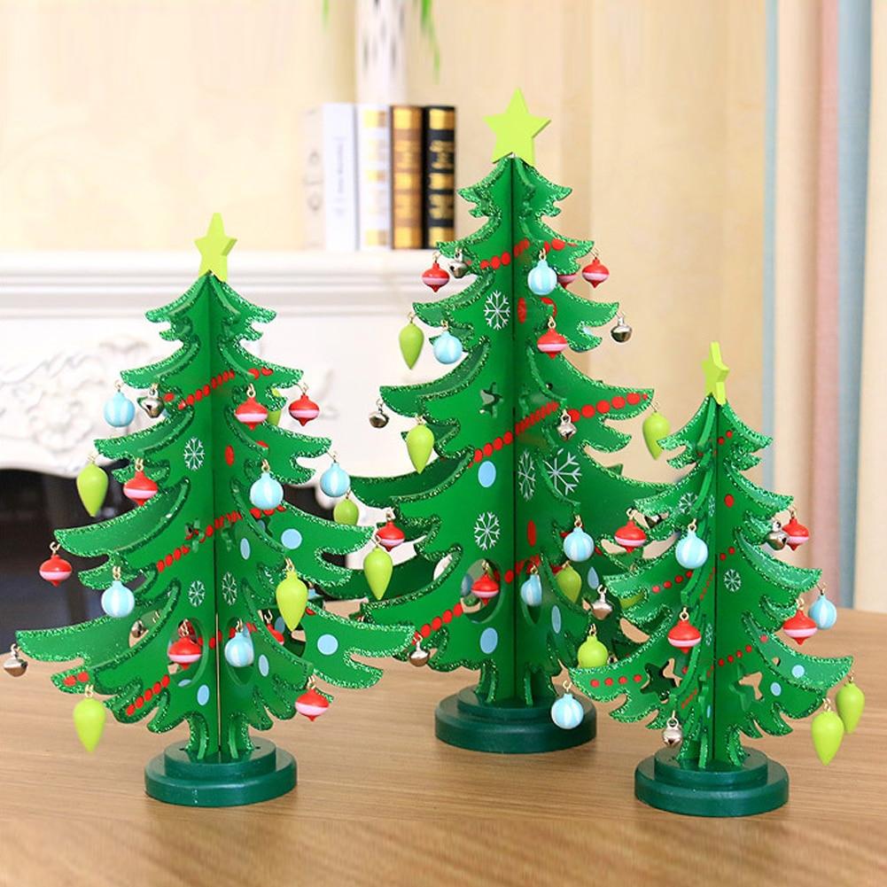 aslt mini lindo rbol de navidad con adornos de cm para el