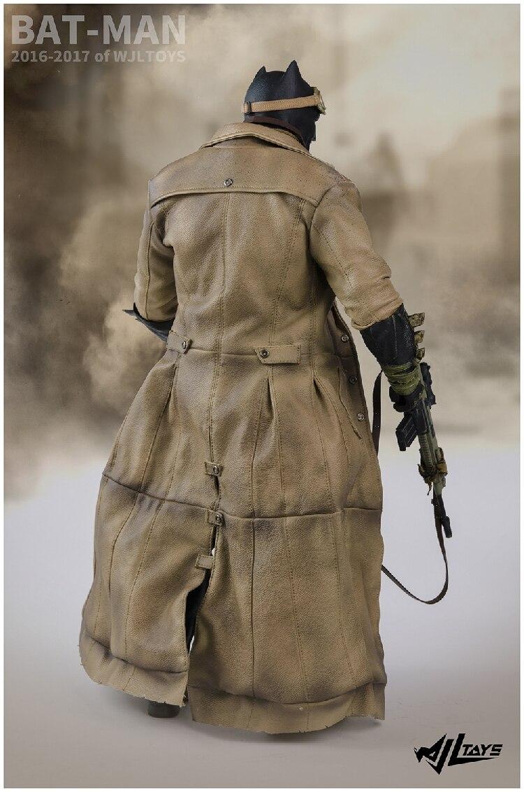 Wjltoys 1/6ขนาดแบทแมนอุปกรณ์เสริมเสื้อผ้าสูทตั้งเพียงร้อนของเล่นรูป-ใน ฟิกเกอร์แอคชันและของเล่น จาก ของเล่นและงานอดิเรก บน   2