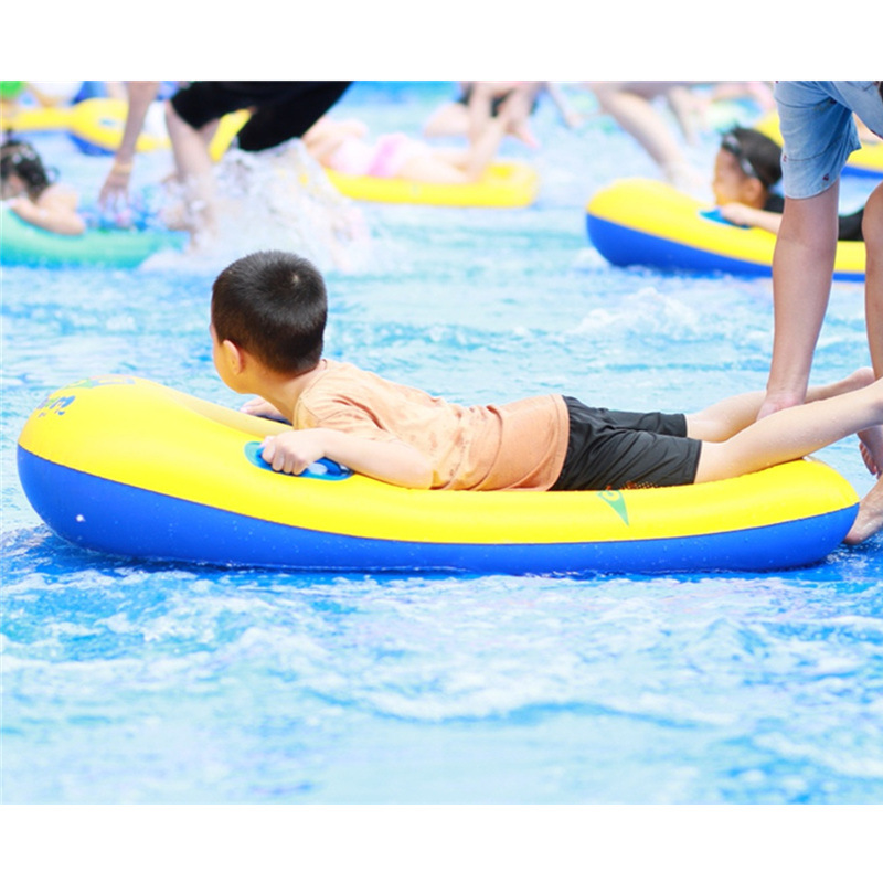 Floating Bed Surfboard Inflatable Pools & Water Fun Kids Floating Toys Swimming Ring Beach Swmming Pool Children Surfing Sport