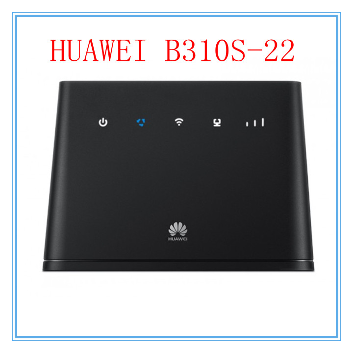 US $77 99 |Unlocked HUAWEI B310 B310S 22 4G LTE CPE 150Mbps Wifi wireless  Router Up to 32 wifi devices+2PCS 4G ANTENNA-in 3G/4G Routers from Computer