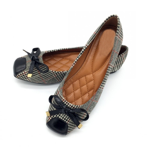 Image 3 - BEYARNE נעלי נשים בלט דירות נעליים להחליק על אביב סתיו רדוד אישה אחת נעלי גבירותיי נקבות עבודה הנעלה ZapatosE225