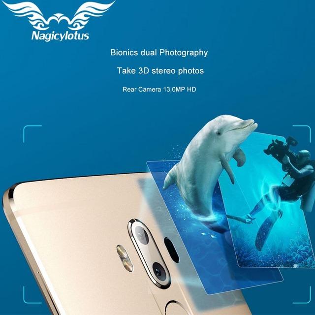 Original ZTE Axon 7 Max 4G LTE Hi-Fi Mobile Phone Snapdragon 625 6.0″ 4GB RAM 64GB ROM 1920*1080 FHD Dual Rear 13MP Fingerprint