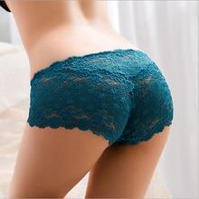 New Arrival Lace Floral Underwear Women's Panties Sexy Shorts Breifs Lingerie Female Panties