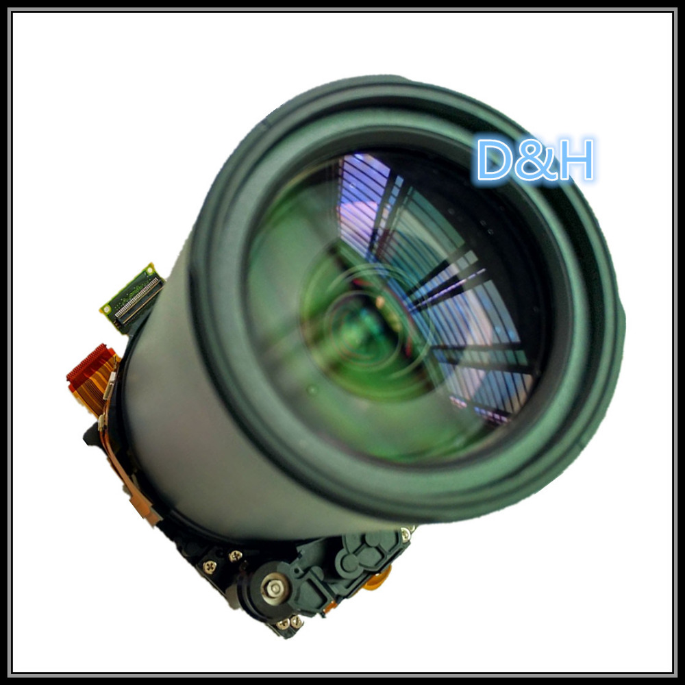 100% Original  zoom  lens unit For Canon PowerShot G3-X ; G3 X; G3X ;PC2192 Digital camera with CCD original digital camera zoom lens accessories for canon ixus130 sd1400 ixy400 is pc1472 ixus 130 with ccd black
