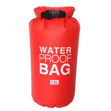 PVC Waterproof Bags Drifting Seal Ultra-Thin Storage Swimming Bag Canoe Kayak Rafing Red Black Yellow Red Waterproof Dry Bag