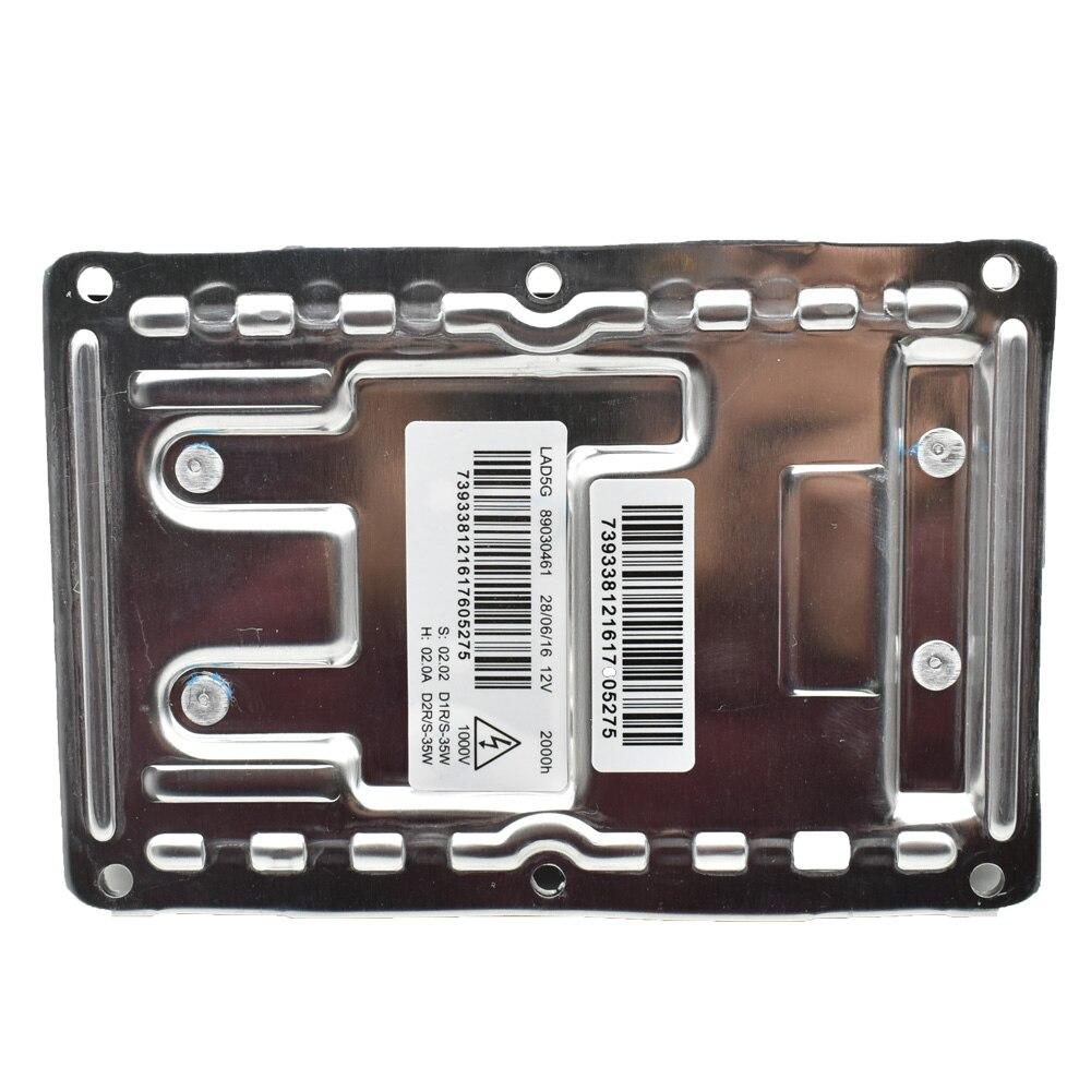 Xenon HID Headlight Ballast 12V 35W For A-udi Cadillac Fiat Jaguar Porsche 89030469 3D0909158 68019173AA 5408497
