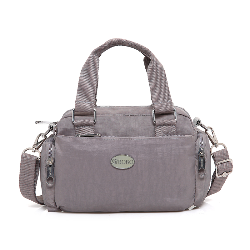 Women 2019 Famous Brand Handbags Female Casual Tote Messenger Bag Nylon Beach Shoulder Bag Ladies Sac A Main Bolsa Feminina