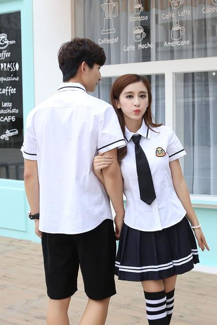 Aliexpresscom  Buy Korean School Uniforms White Shirt -2729