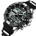 Marke Neue Luxus Led Quarz Männer Uhr Digital Army Military Männer Sport Uhren Uhr Männlich Relogio Masculino Reloj Hombre-in Quarz-Uhren aus Uhren bei