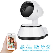 Wireless Camera 1080P HD Baby Monitor Portable CCTV Home Dome ip Pet Smart Security Video Surveillance
