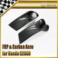 For Honda S2000 AP1 Carbon Fiber Front Bumper Air Duct Car Styling