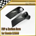 For Honda S2000 AP1 Carbon Fiber Front Bumper Air Duct Car Styling