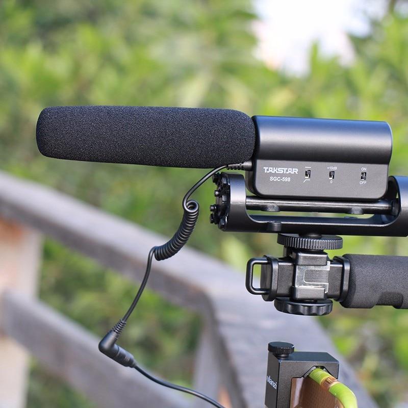 Cheap microphone for nikon