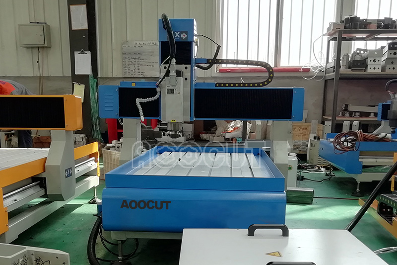 Small size cnc milling machine 3d wood carving cnc router 6090 9060 mini cnc router machine price 4