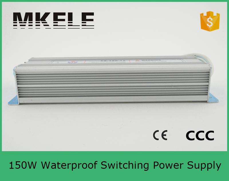 waterproof LED 150w 48v FS-150-48 3.1A Single Output dc 48V Switching power supply for LED Strip light AC to DC LED Driver allishop 300w 48v 6 25a single output ac 110v 220v to dc 48v switching power supply unit for led strip light free shipping
