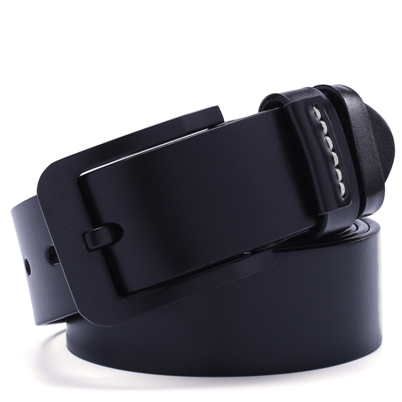 Vintage designer ceintures hommes de haute qualité ceinture en cuir véritable homme de mode sangle mâle peau de vache ceintures pour hommes jeans vache doux en cuir