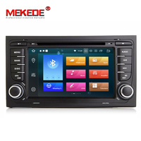 RK3688 octa 4GB RAM android8.0 car dvd player for Audi A4 S4 B6/B7 RS4 2002 2008 support PIP wifi 4g bluetooth radio gps navi
