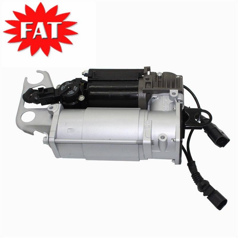 Airsusfat Air Suspension pompe compresseur Pour Porsche Cayenne Je 2002-2007 Cayenne Je Lifting 2007-2010 95535890101 95535890104