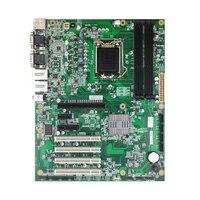 Промышленность материнская плата Поддержка i2 i3 Процессор LGA1155 с 4 PCI с карманами