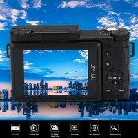 Цифровая камера s фото видеокамера HD 1080 P Портативная Цифровая камера 16X цифровой зум 20A Прямая доставка c0612