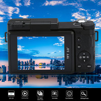 Digital Cameras Photo Video Camcorder HD 1080P Handheld Digital Camera 16X Digital Zoom 20A Drop Shipping c0612