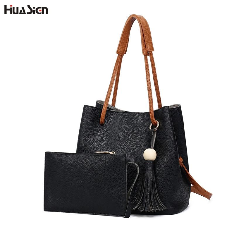 bolsa top-handle moda borla sacolas Material Principal : Plutônio