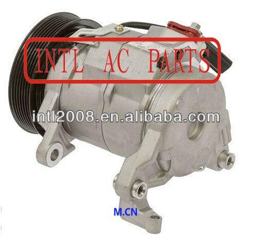 10S17E air ac Compressor for 2003 08 Dodge Ram 3500 V8 5 7L 2003 2008 Dodge