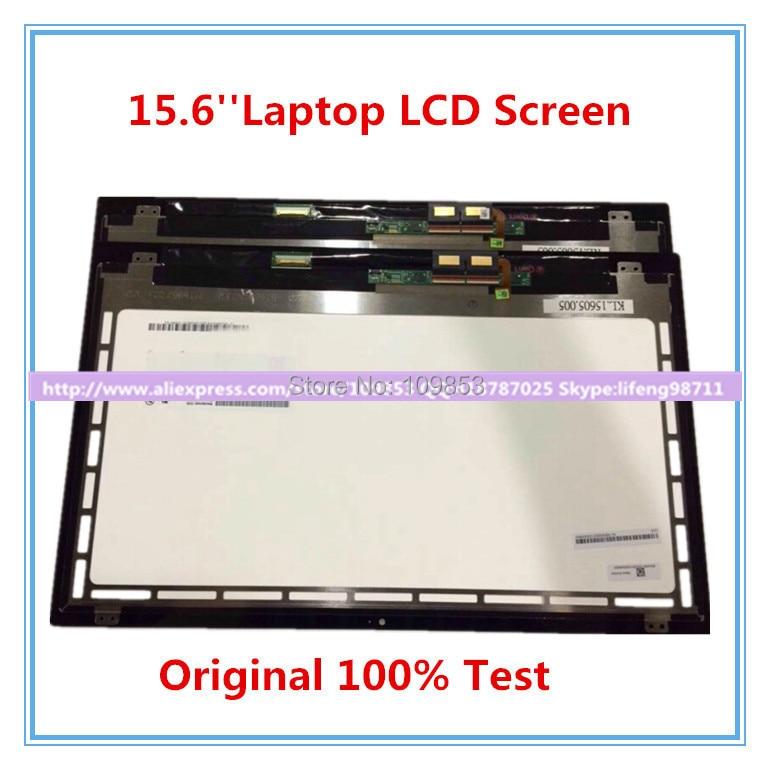 Original 15.6'' Laptop lcd screen For Acer V5-571 V5-571P B156XTN03.1 LCD Assembly full lcd display touch screen assembly bezel for acer aspire v5 571p 6429 v5 571p 6408 v5 571p 6627 v5 571p 6409 v5 571p 6631